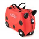 ingrosso Borse da viaggio e sportive: TRU-L092 in sella  a una valigia per un bambino