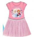 ingrosso Prodotti con Licenza (Licensing): Frozen (frozen) RAGAZZE vestito rosa