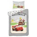 Baby bedding Cars cars 135x100 40x60 coton