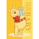 towel for kindergarten 40x60 Winnie the Pooh cotto