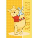 handdoek voor de kleuterschool handdoek Winnie the