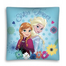 duvet cover on 40x40 frozen cushion microfiber