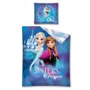 groothandel Licentie artikelen: Bedtextiel Disney  frozen 160x200 70x80 100% katoen