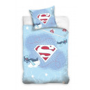 Children's bedding Superman 135x100 60x40 coto