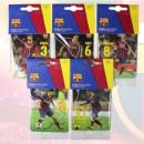 FC Barcelona  Lufterfrischer Bild Fußballer