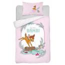 Baby bambi bedding Disney 135x100 40x60 coton