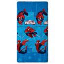 Sheet Spiderman 90x200 with a rubber band. Cotton