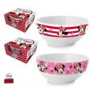 Großhandel Geschirr: Eine Keramikschale für Minnie 13,5CM Flocken