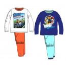 Schlafanzug Junge Paw Patrol 3-6lat 100% Baumwolle