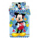 Bettwäsche für Baby 135x100 60x40 Mickey Mickey