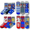 Großhandel Lizenzartikel: 3pack Socken Paw Patrol 70% Baumwolle 23/26 ...