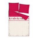 Großhandel Bettwäsche & Matratzen: Bettwäsche aus  Baumwolle 160x200 70x80 Urlaub