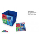 Toy box for PJMASKS 28x28x28