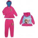 fuchsia pink tracksuit Disney frozen warm 98-128