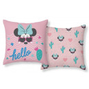 duvet cover 100% coton Minnie Mouse 40x40 Disney