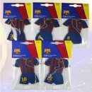 FC Barcelona  Lufterfrischer Kostüm Fußball