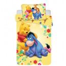 Großhandel Lizenzartikel: Bettwäsche Winnie the Pooh JJ 100/135 + 40/60
