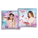 duvet cover on the pillow, Disney Violetta 05 40/4
