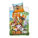 Bedding Paw Patrol 140x200 70x90 100% coton
