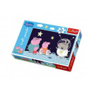 Puzzle Peppa 60 ELEMENToW Peppa trip to the moon