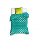Bedding 140x200 70x80 coton 100% dot sale