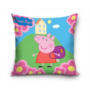 duvet cover Peppa Pig 40x40 polyester ZIP
