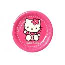 Die Platten  Geburtstag Hello Kitty - 20 cm