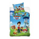 wholesale Bed sheets and blankets: Bedding Paw Patrol 140x200 70x90 100% coton