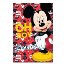 blancket polar fleece Mickey 100x150cm