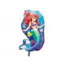 Folie ballon Ariel - 43 x 73 cm