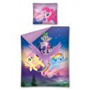 groothandel Licentie artikelen: Bedtextiel 140x200  70x80 My Little Pony katoen