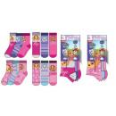 3pack socks Paw Patrol 23-34 70% coton