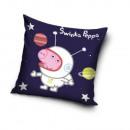 Großhandel Lizenzartikel: Deckbettbezug Peppa Pig 40x40 Astronaut