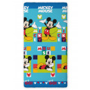 sheet Mickey 90x200 with rubber Disney