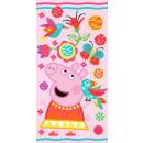 toalla playa juvenil 140x70 Peppa Pig