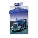 Bedding 140x200 70x90 coton youth truck