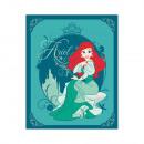 Decke Fleece Ariel 120x150