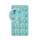 JJ fitted sheet Paw Patrol 137 90/200
