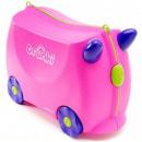 ingrosso Borse da viaggio e sportive: TRU-P061 in sella  a una valigia per un bambino