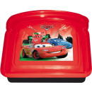Container for breakfast Cars 14.3 x 14.5 cm Disney