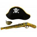 Set Pirat auf prom Ändern