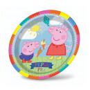 A lemezeket  születésnapját Peppa Pig - 18 cm