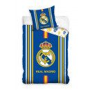 Bedding 160x200 70x80 Real Madrit 100% coton