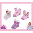 wholesale Socks and tights: SOCKS PACK 3 PCS Disney Sofia
