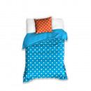 Bedding 140x200 70x80 coton 100% dot