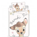 Bambi JJ 100/135 + 40/60 Bettwäsche-Set
