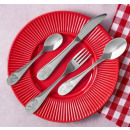 Metal cutlery set Minnie