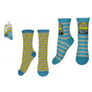 socks Minions 23-34 small packets 6p