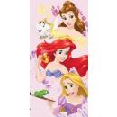 towel Princess Princess 70x140 BAW.DIS