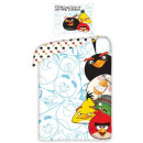 bed linen Angry Birds 100% coton 10X200